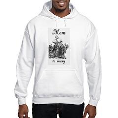 Mom to many Hoodie