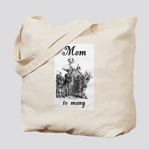 Mom to many Tote Bag