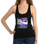 Disco Fairy Drag Diva Racerback Tank Top
