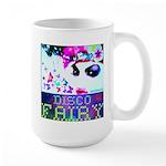 Disco Fairy Drag Diva Large Mug