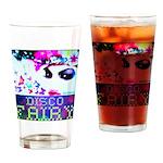 Disco Fairy Drag Diva Drinking Glass