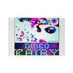 Disco Fairy Drag Diva Rectangle Magnet (100 pack)