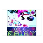 Disco Fairy Drag Diva Postcards (Package of 8)