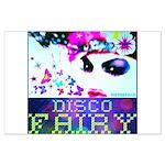 Disco Fairy Drag Diva Large Poster