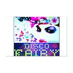 Disco Fairy Drag Diva Mini Poster Print