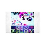 Disco Fairy Drag Diva 3'x5' Area Rug