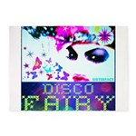 Disco Fairy Drag Diva 5'x7'Area Rug