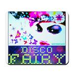 Disco Fairy Drag Diva Mousepad