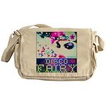 Disco Fairy Drag Diva Messenger Bag