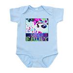 Disco Fairy Drag Diva Infant Bodysuit