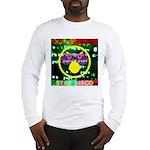 Star Disco Graphic Long Sleeve T-Shirt