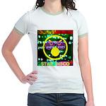 Star Disco Graphic Jr. Ringer T-Shirt