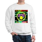 Star Disco Graphic Sweatshirt