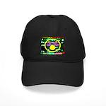 Star Disco Graphic Black Cap
