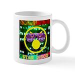 Star Disco Graphic Mug