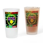 Star Disco Graphic Drinking Glass