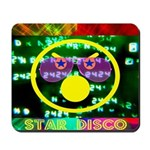 Star Disco Graphic Mousepad