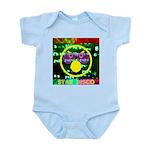 Star Disco Graphic Infant Bodysuit