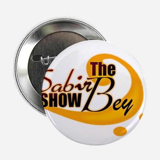 "The Sabir Bey Show Logo 2.25"" Button"