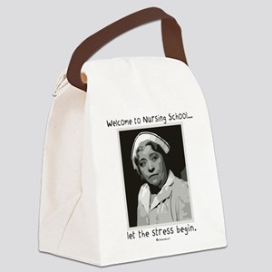 Welcome to Nursing School Canvas Lunch Bag