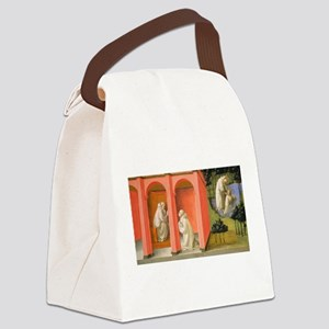 Fra Filippo Lippi - Saint Benedict Orders Saint M