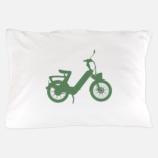 Scooter Pillow Case