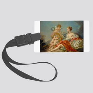 Francois Boucher - Allegory of Music Luggage Tag