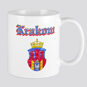 Krakow City designs Mug