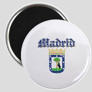Madrid City designs Magnet