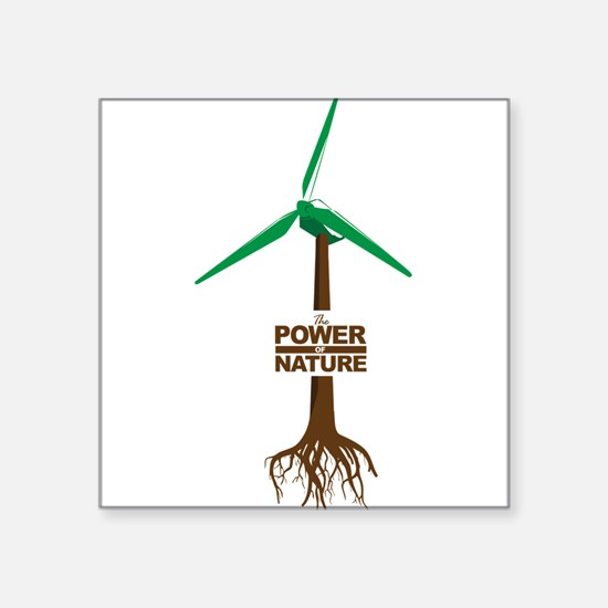 Roots of Green Energy Sticker