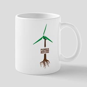 Roots of Green Energy Mug