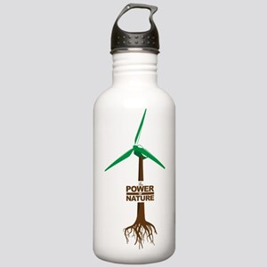 Roots of Green Energy Water Bottle