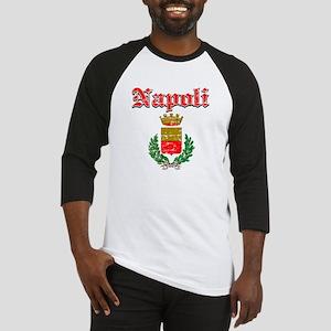 Napoli City designs Baseball Jersey