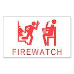 Firewatch Sticker