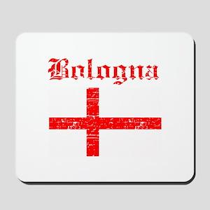 Bologna flag designs Mousepad