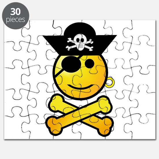 Pirate Day Puzzle