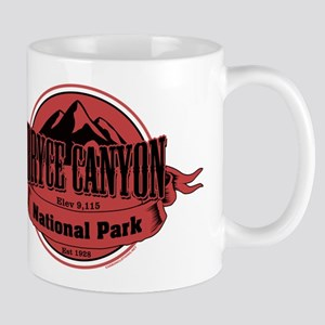 bryce canyon 4 Small Mug