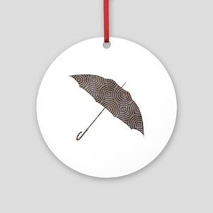 umbrella Ornament (Round)