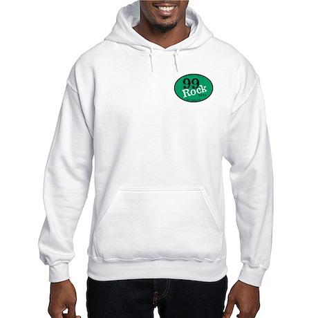 99Rock Hooded Sweatshirt