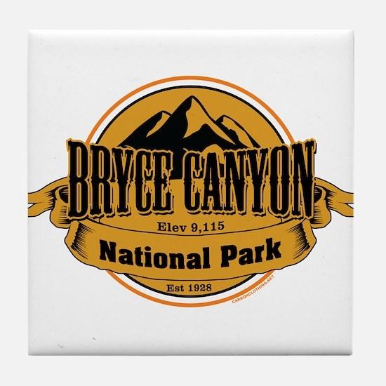 bryce canyon 4 Tile Coaster