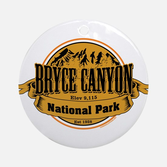 bryce canyon 2 Ornament (Round)
