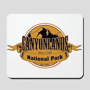 canyonlands 3 Mousepad