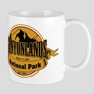 canyonlands 3 Small Mug