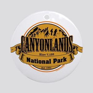 canyonlands 2 Ornament (Round)