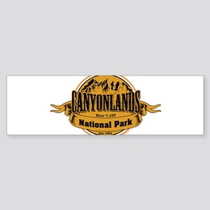 canyonlands 2 Bumper Sticker