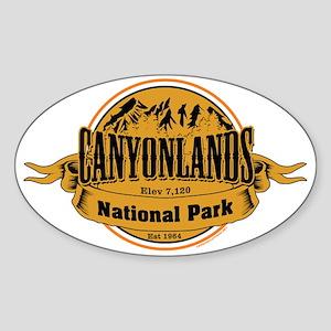 canyonlands 2 Sticker