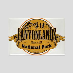 canyonlands 2 Rectangle Magnet