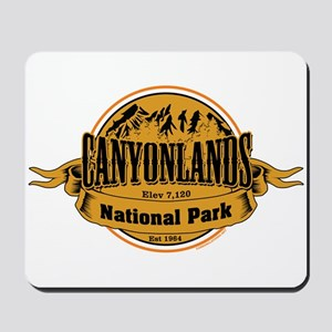 canyonlands 2 Mousepad
