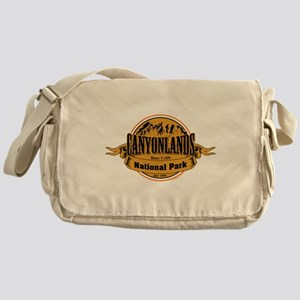 canyonlands 2 Messenger Bag