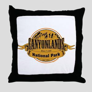 canyonlands 2 Throw Pillow